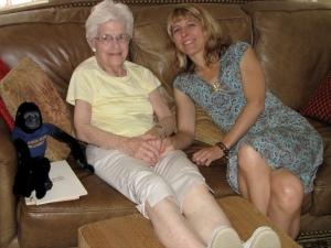 2009 05 Grannyfest 90th 60