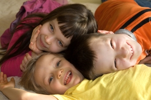 bigstockphoto_Happy_Children_1375713